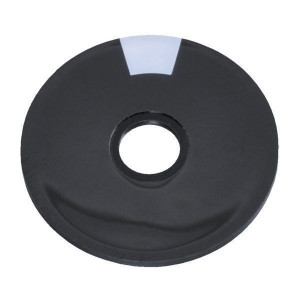 Ring zwart Ø28mm - KNOP280S