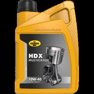 Kroon-Oil HDX 10W-40
