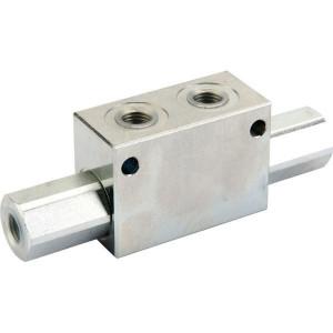 "FluidPress Gest. terugslagklep 1/4 BSP - KOHU03001 | 126 mm | 9 mm | 1/4"" BSP | 12 l/min"