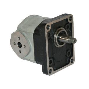 Casappa Pomp KP20.31,5S0-82E2-LEB/EA-N - KP2031S082E2 | Europees 4-gats flens | Conische as 1 : 8 | 33,03 cc/omw | 140 bar p1 | 160 bar p2 | 180 bar p3 | 2000 Rpm omw./min. | 300 Rpm omw./min. | 130 mm | 40 mm | 30 mm