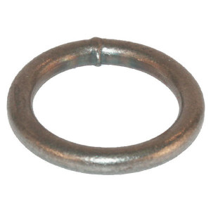 Ring gelast 6 mm blank - KR063B | 6 x 30 mm