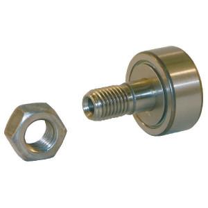 INA/FAG Looprol met moer - KR22PPANMT | KR22-PP | 22 mm | M10x1 mm | 12 mm
