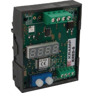 PWM versterker mono DIN.9-36V - KREDS | Kleine inbouwruimte | 9 36 VDC
