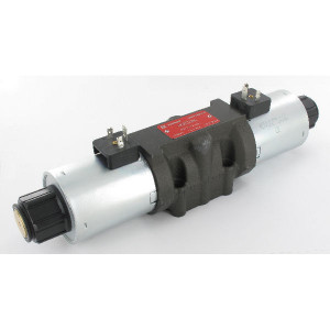 Stuurschuif elektrisch NG10 - KREV05C3012C | Max. 120 l/min | 12V DC V