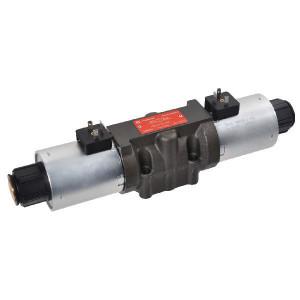 Stuurschuif elektrisch NG10 - KREV05D2024C | Max. 120 l/min | 24V DC V