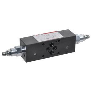 Drukregelventiel NG6 A,B > T - KRMRF03C3 | Voorgestuurd | Drukbeveiligd | Max. 60 l/min | 20-210 bar