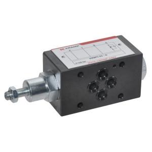 Smoorterugslagventiel NG6 - KRMTI03A | Toevoersmoring | Last controle | Geschikt voor tussenbouw | Max. 50 l/min