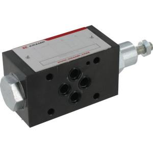 Smoorterugslagventiel NG6 - KRMTI03B | Toevoersmoring | Last controle | Geschikt voor tussenbouw | Max. 50 l/min
