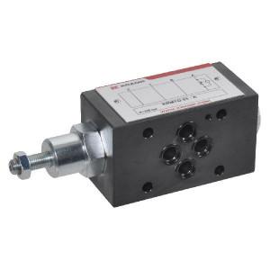 Smoorterugslagventiel NG6 - KRMTO03A | Afvoersmoring | Last controle | Geschikt voor tussenbouw | Max. 50 l/min