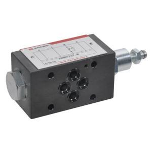 Smoorterugslagventiel NG6 - KRMTO03B | Afvoersmoring | Last controle | Geschikt voor tussenbouw | Max. 50 l/min