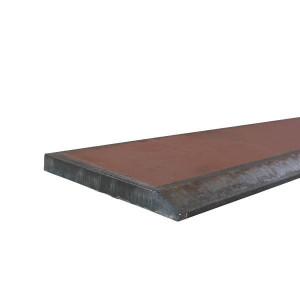 Messenstaal Hardox 400 - KT250253HX | Lange levensduur | 250 mm | 25 mm | 3000 mm | 47,5 kg/m | 23,75 kg