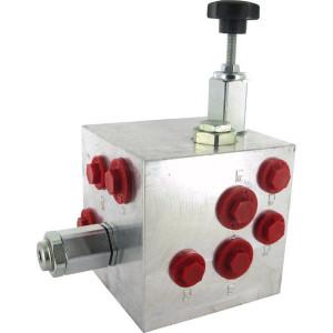 Walvoil Volgordeventiel bemester - KV10 | Compacte bouw | 200 bar | 60 l/min