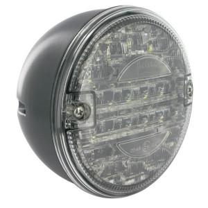Britax LED-achteruitrijl. alleen 24V - L1402L24V | Achteruitlicht | Links / rechts | 140 mm