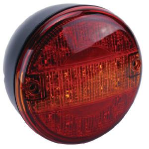 Britax LED-Achterlicht 24 Volt - L1410L24V   Aanbouw   140 mm