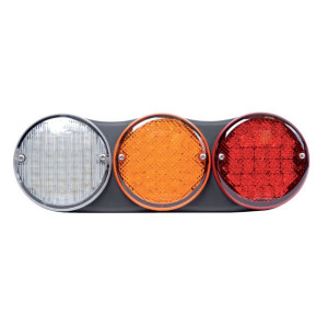 Britax LED-Achterlicht rechts - L14210L12V   Reverse D.I. Stop/Tail   rechts   500 mm   424 mm