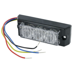 Britax Flitslicht LED oranje - L5200DV | Volgens EMC 95/54/EG | Opbouw