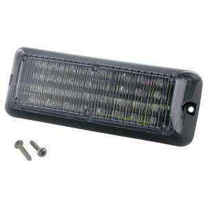 Britax Flitslamp wit 32 LED - L5703DV | Volgens EMC 95/54/EG | Opbouw | 12/24 V
