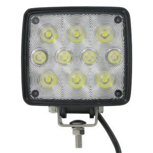 Britax Werklamp LED - L7100LDV | 550 lm | 12-24 V | 110 mm | 110 mm | 500 mm | 110 x 110 mm