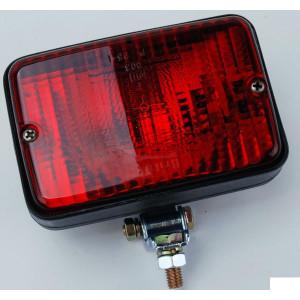 Britax Mistl. zonder gloeilamp 12/24V - L73800LB | 12/24 V | 120 mm