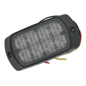 Britax LED-8-weg-waarschuwingsmodule - L9500LDV | 12/24 V | 100 x 51 x 16 mm