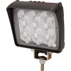 Worklamp 18W 2160 Lm R23 LED - LA10093   2.160 lm   12/36 V   12-36 V   18 W   Breedstraler   +Standard   +agriculture/trucks   30 °   280 mm   122.6 x 109.4 x 58.1 mm   -30 / 50 °C   L22832DT   Deutsch   0,69 kg   58.1 mm   CE/ECE R10/R23   Vierkant