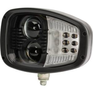 +Frontlamp left multifunctiona - LA10210 | 12-24 V | 22/32 W | EMC/CE/ECE R 112/ R6 / R7 | 240 x 164 x 127 mm | 20 000 Uur | DT (6P FEM) | 60 G | 127 mm | 1,95 kg