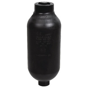 SAIP Accumulator 1,5 ltr-250 - LA115   Lange levensduur   Primer   Max. 250 , max. bar   292 mm   118 mm   1.500 cc   250 bar   M18 x 1,5   30 bar   6,76 kg