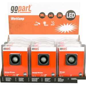 Gopart Verkoop 4/5st. 900lm spotlight - LA1501920CD | CREE 10W