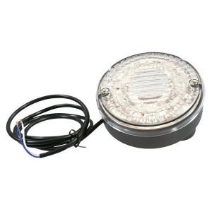 LED-achteruitrijlicht 12/24V - LA2005M | Controlenummer: E9 1014 | Opbouw | E9-00.1014 | 1.500 mm | 12/24 V