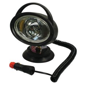 Ajba Werklamp ovaal - LA28011 | Aanbouw | 3.000 mm