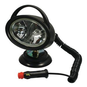 Ajba Werklamp ovaal - LA29011 | Aanbouw | 3.000 mm