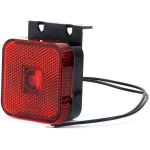 +Rear position light Jeager -b - LA30140 | 12/24 V | 0,06 kg