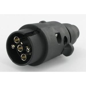 Stekker 5-pol. kunststof - LA403065 | 1,5/2,5 mm² mm2