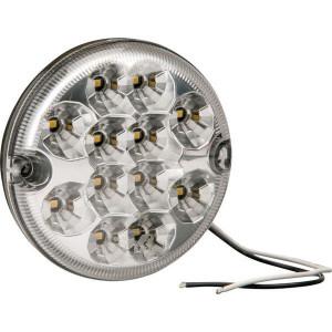 Gopart LED achteruitrijlicht - LA45019 | 12/24 V | Achteruit | Ø95 mm