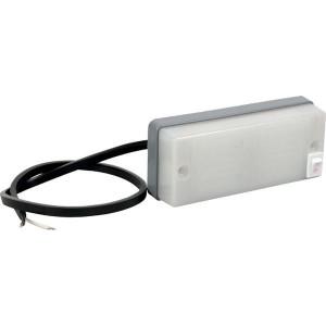 Gopart Interieurlamp met schakelaar - LA50001 | 3,5 mm | 107,6 x 45,6 x 24,4 mm | 3.5 W | 12/24 V