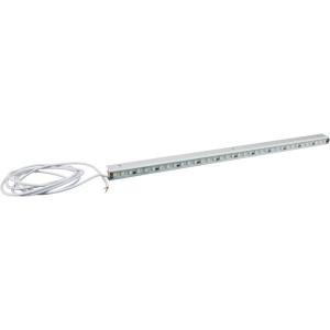 LED zijrail 50cm 12V 7,5W - LA50005 | 500 mm | 500 x 24 x 20 mm | Rechthoekig | 7.5 W | 10/16 V | 120 ° | 250 mm