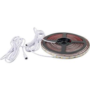 LED strip waterproof 12V-90W 6mtr. - LA50017 | 6000 mm | 5 x 12 x 6.000 mm | Rechthoekig | 90 W | 120 ° | 10/16 V | Zelfklevend