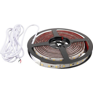 LED strip waterproof 12V-45W 3mtr. - LA50018 | 3000 mm | 5 x 12 x 3.000 mm | Rechthoekig | 45 W | 120 ° | 10/16 V