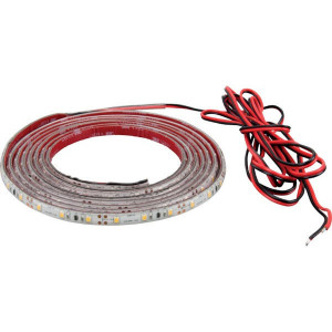 Mini LED strip waterproof 12V-36W 3mtr. - LA50020 | 4 x 8 x 3.000 mm | 36 W | 120 ° | 10/16 V