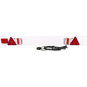 Gopart LED-balk 1370mm, 6m kabel - LA65018 | 12/24 V | met driehoeken | 1370 mm