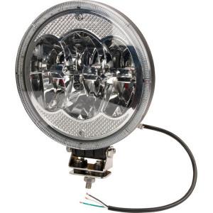 Rond LED-rijlicht 229 mm - LA80026 | Rijlamp | 229 mm