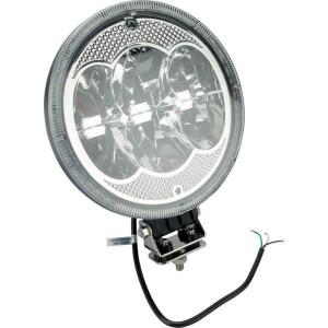 Multifunctionele voorlamp - LA80032 | 12/24V V | E9 11613 | 105,4 x 97,4 x 29,5 mm | Vierkant