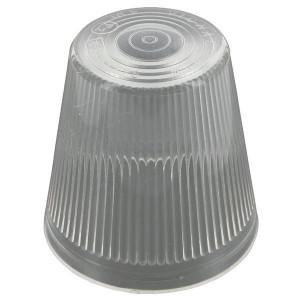 Lampglas wit - LA8804 | LA8800 | Helder