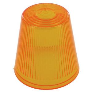 Lampglas oranje - LA8806 | LA8802