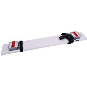 Gopart Verlichtingsbalk LED 925mm, 4m kabel - LA90490GP | Met montagegaten | Achter, rem-knipperlicht | 920 x 140 mm | E4-3R-02 14196
