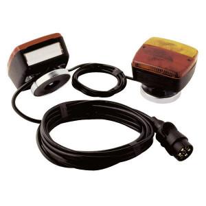 Ajba Verlichtingsset magn. 12m kabel - LA91220