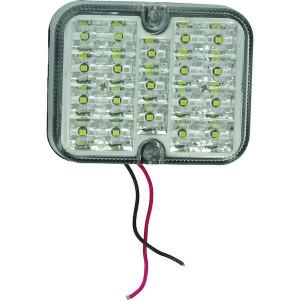 Gopart LED achteruitrijlamp - LA91262GP | 100 mm | E4-23R-00 23283 | Vierkant | Achteruit | 100 x 80 x 35 mm | 0.25 m