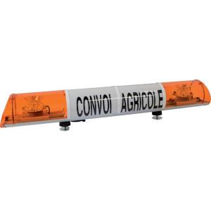 Sirena LED-lichtbalk 970mm Convoi Agricole - LA970PLED | 970 mm | ECE R65 R10