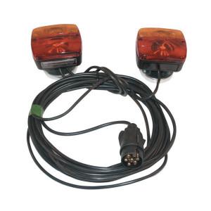 Ajba Verlichtingsset magn. 7,5m kabel - LA97520   2500 mm