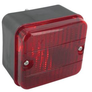 Gopart Mistachterlamp - LA99370GP | Mistachterlamp | links / rechts | Opbouw | E11 0211 | Rechthoekig | 85 x 75 x 52 mm | Gloeilamp | 12/24 V
